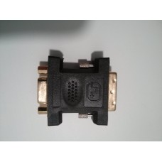 Adaptateur  DVI-D male - VGA femelle