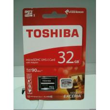Carte mémoire MicroSD 32 Go