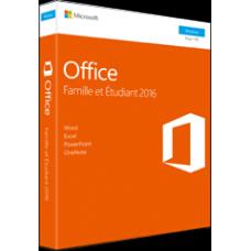 Microsoft Office Famille & Etudiant
