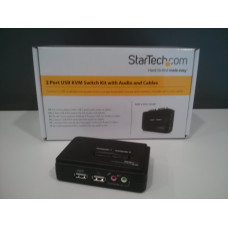 Switch KVM StarTech 2 Ports